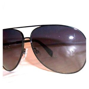 Womens Marc Jacobs Aviator Sunglasses